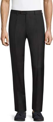 Isaia Men's Welted Wool Trousers