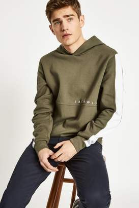 Jack Wills Langley Colour Block Hoodie