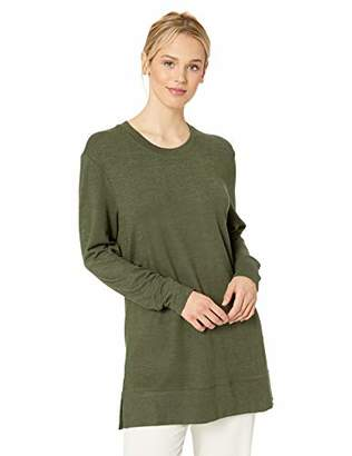 Amazon Brand - Daily Ritual Women's Cozy Knit Side-Vent Tunic