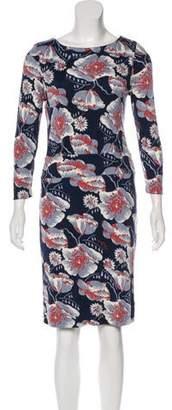 Tory Sport Silk Jersey Dress