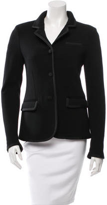 Brooks Brothers Wool Knit Blazer $95 thestylecure.com