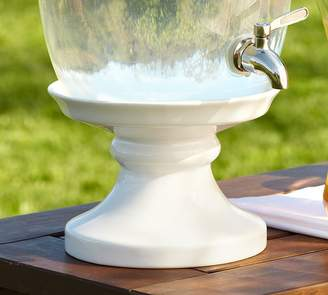 Pottery Barn Rhodes Drink Dispenser Stand
