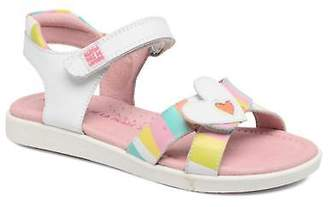 Agatha Ruiz De La Prada Kids's Aitana 2 Sandals in White