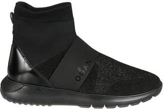 Hogan Ankle Sock Sneakers