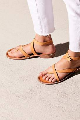 Free People Fp Collection Landings Asymmetric Sandal