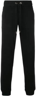 Versace drawstring waist trousers
