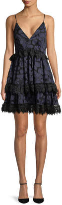 KENDALL + KYLIE Kendall+Kylie Lace Baby Doll Dress