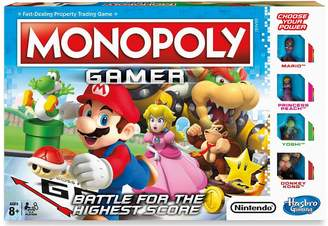 Hasbro Monopoly Gamer From Gaming