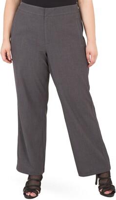 Standards & Practices Aline High Rise Suit Pants