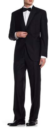 Jack Victor Notch Lapel Flat Front 2-Piece Varsity Suit