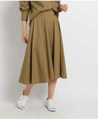 Dessin (デッサン) - Dessin(Ladies) タイプライターフレアスカート デッサン スカート