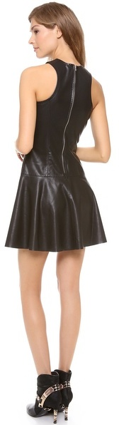 BB Dakota Misty Skater Dress