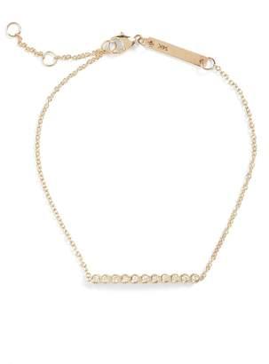 Chicco Zoe Diamond Bar Bracelet