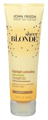 John Frieda Sheer Blonde Dark Shade Shampoo - 8.45 oz.