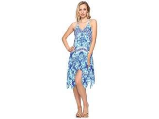 LaBlanca La Blanca True Handkerchief Dress Cover-Up Women's Swimwear