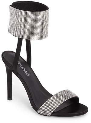 Jeffrey Campbell Frost Ankle Cuff Sandal