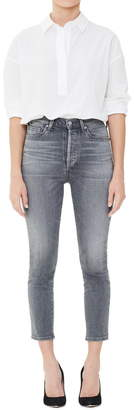 Citizens of Humanity Olivia Crop High Rise Slim Ankle Jean