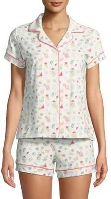 BedHead Margaritas Shortie Pajama Set