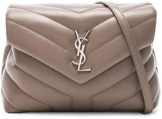 Saint Laurent Toy Supple Monogramme Loulou Strap Bag