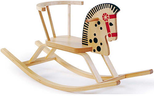 Offi Kids Classic Baltic Rocking Horse