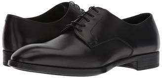 Giorgio Armani Plain Toe Oxford Men's Shoes