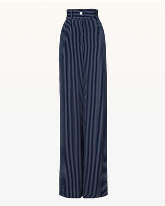 Juicy Couture Striped Wide Leg Pant