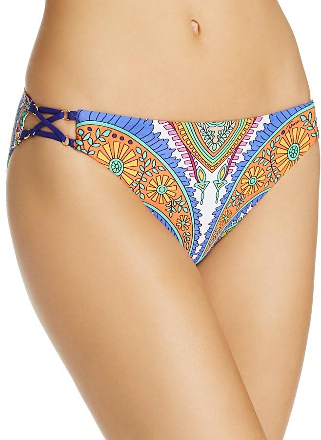 Trina Turk Pacific Paisley Hipster Bikini Bottom