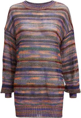 Missoni Lame Stripe Pullover