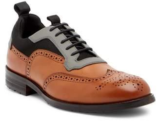 Vintage Foundry Leighton Wingtip Leather Oxford