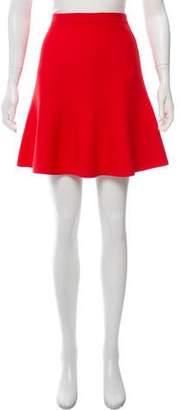 Jason Wu Grey by A-Line Mini Skirt