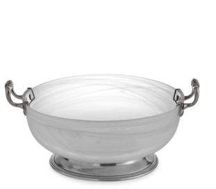 Arte Italica Volterra Large Bowl with Handles