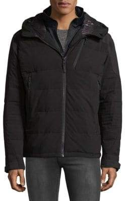 Hawke & Co Double-Wall Puffer Coat