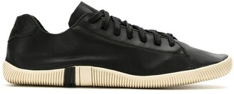OSKLEN leather lace-up sneakers
