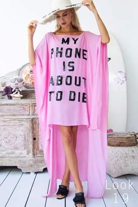 Mua Mua Dolls Muamua Pink Kaftan