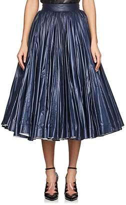 Calvin Klein Women's Layered Circle Skirt