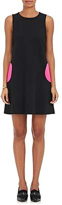 Lisa Perry Women's Ponte Shift Dress - Pink