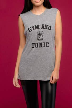 Sub Urban Riot Suburban riot Gym & Tonic Muscle Shirt