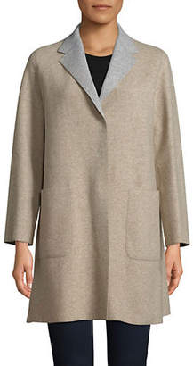 Max Mara Frutto Virgin Wool Coat