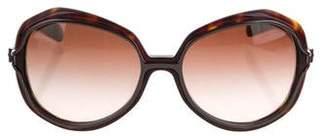 Reed Krakoff Oversize Gradient Sunglasses