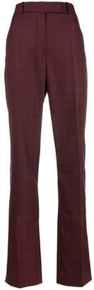 Calvin Klein plaid trousers