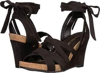 Aerosoles Women's Lilac Plush Wedge Sandal