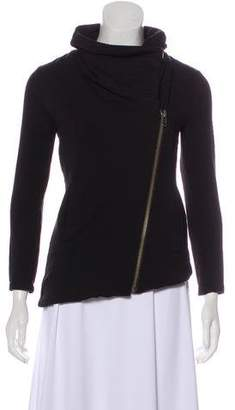 Helmut Lang Asymmetrical Fitted Jacket