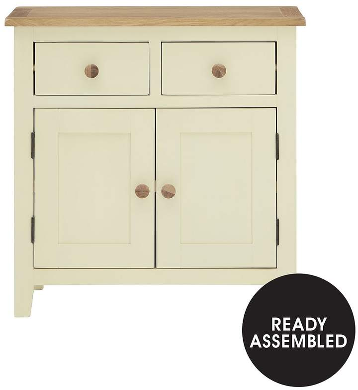 Luxe Collection - London Painted Ready Assembled Compact Sideboard