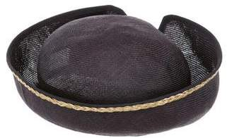Eric Javits Woven Straw Hat