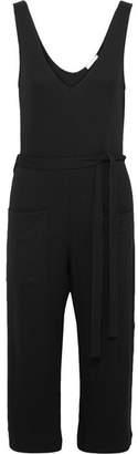 Skin Nova Ribbed Stretch-jersey Jumpsuit