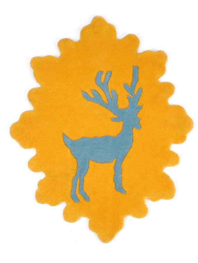 Twinkle Living Deer Silhouette Rug