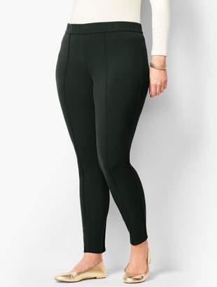 Talbots Plus Size High-Waist Bi-Stretch Skinny Ankle Pants