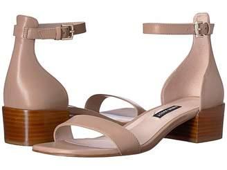 Nine West Xuxa Block Heel Sandal Women's Shoes