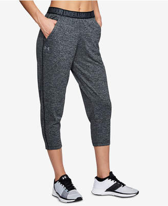 Under Armour Play Up Ua Tech Capri Pants