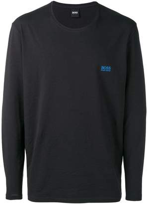 HUGO BOSS longsleeved logo T-shirt